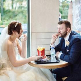 Il est désormais possible de se marier au Mcdo, et le prix va vous faire sourire