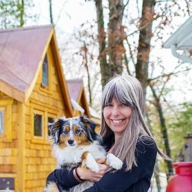 7 charmantes maisons plus petites que votre chambre
