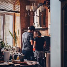 D'après cette étude, les couples qui mangent sainement ensemble restent ensemble