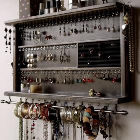 14 façons géniales et stylées de ranger ses bijoux