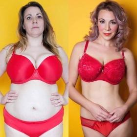 Cette jeune femme a réussi à perdre plus de 30 kg grâce à l'EFT