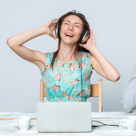 Pour être plus efficace et travailler plus vite, écoutez de la musique !