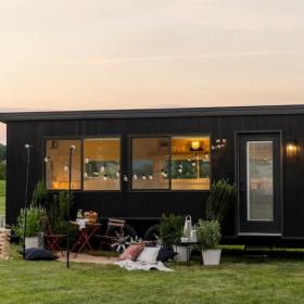 Ikea vient de dévoiler sa mini maison écologique, tendance et autonome