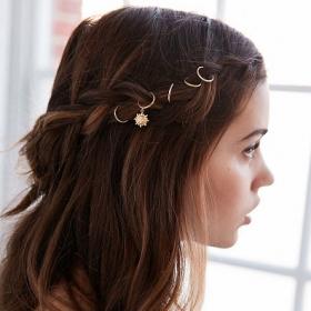 Les piercings pour cheveux, la nouvelle tendance stylée de l'été