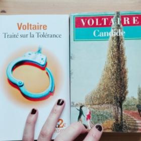 J'ai lu Voltaire