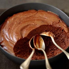 Un bar à mousse au chocolat aux multiples origines vient d'ouvrir