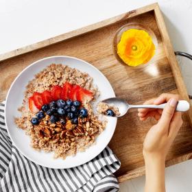 Si vous voulez maigrir vite, prenez deux petits déjeuners !