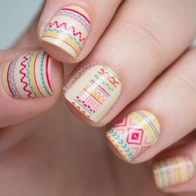 27 idées de manucures qui mettront en valeur vos ongles courts