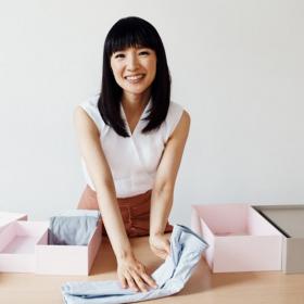 """7 leçons à retenir de Marie Kondo et de sa série Netflix """"L'Art du rangement"""""""