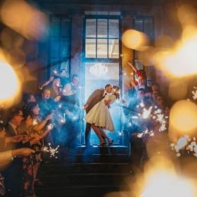 Les 17 plus belles photos de mariage de l'année