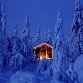 15 photos qui montrent que la Laponie est l'endroit le plus magique pour fêter Noël
