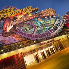 Le Rock 'n' Roller Coaster de Disneyland Paris, c'est fini
