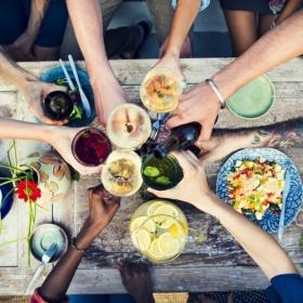 4 idées apéro gourmandes et équilibrées