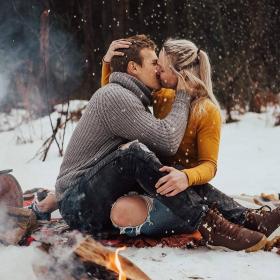 C'est prouvé : l'hiver est la meilleure saison de l'année pour trouver l'amour !