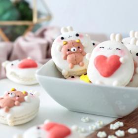 20 macarons tellement mignons que vous aurez forcément envie de croquer