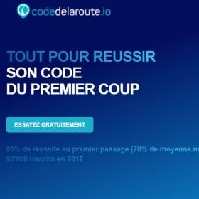 Profitez de cours de code de la route GRATUITS ! (valeur : 350€)