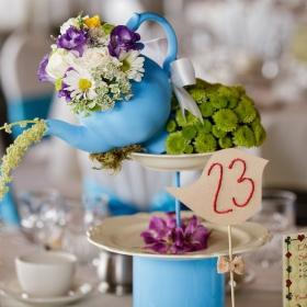 Les amoureux de Disney vont craquer pour ces décorations de table de mariage vraiment magiques