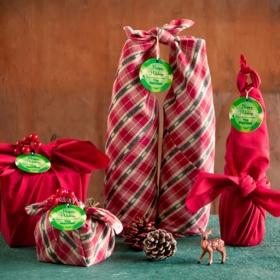 Le Furoshiki est la méthode japonaise géniale pour emballer ses cadeaux : vous allez adorer !