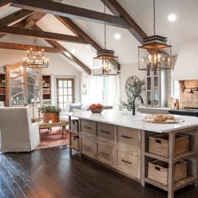 10 avantages d'avoir une cuisine ouverte