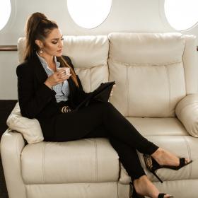 4 choses à savoir sur l'aviation d'affaires