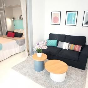 6 vérités que personne n'avoue sur le fait de vivre dans un petit appartement