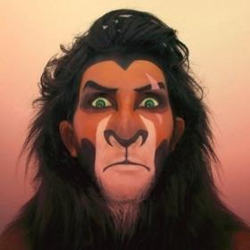 Cette maquilleuse professionnelle transforme ses amis en méchants Disney grâce au maquillage !