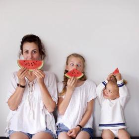 Les familles avec deux filles seraient les plus heureuses de toutes