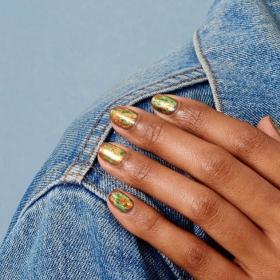 21 idées de nail arts pour celles qui ont les ongles courts