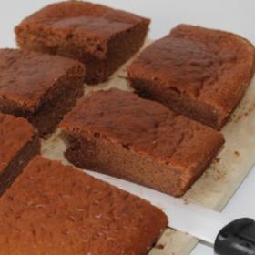 Ma recette de carrés fondants au chocolat Milka