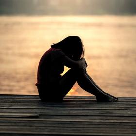 D'après cette étude, pleurer un bon coup quand vous êtes triste peut vous aider à maigrir