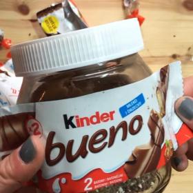 La recette de pâte à tartiner au Kinder Bueno à faire soi-même