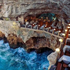 Les 19 restaurants les plus incroyables du monde