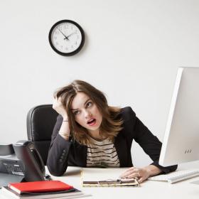 Voici l'âge auquel nous avons tous tendance à détester notre travail