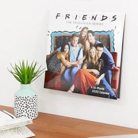Ce calendrier Friends est celui qu'il vous faut pour passer une bonne année 2020