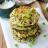 La recette de galettes de quinoa, poireaux et chèvre frais