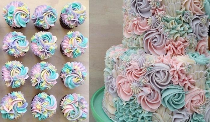 Ces gâteaux décorés sont tellement jolis qu'ils vont vous plonger illico dans l'ambiance licorne