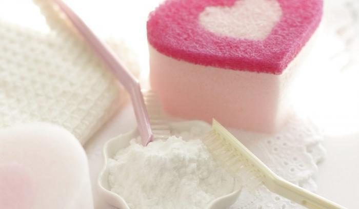 10 utilisations cosmétiques du bicarbonate de soude