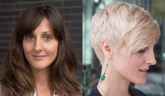 17 transformations capillaires extrêmes qui vous donneront envie de vous couper les cheveux (ou pas)