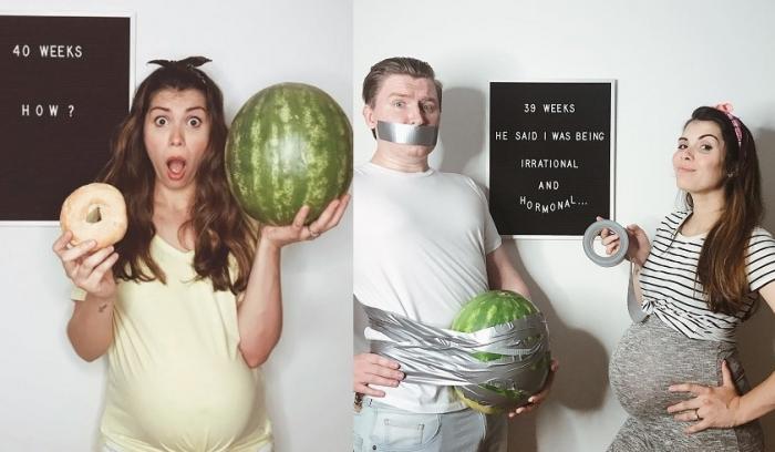 Cette maman a découvert qu'elle était enceinte seulement 2 mois après son accouchement : voilà ce qu'elle a fait