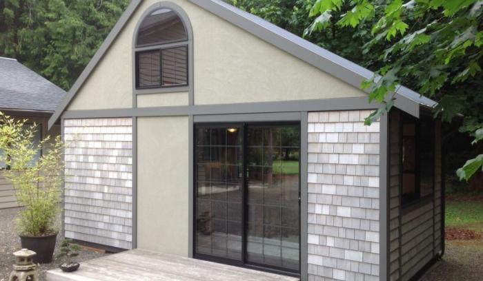 Cette maison semble minuscule, mais quand vous allez voir l'intérieur, vous allez être émerveillé !