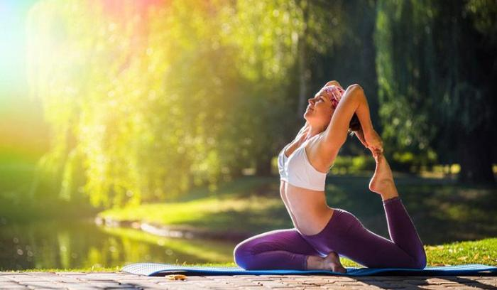 5 activités sportives super simples qui ne vous feront pas transpirer   #2