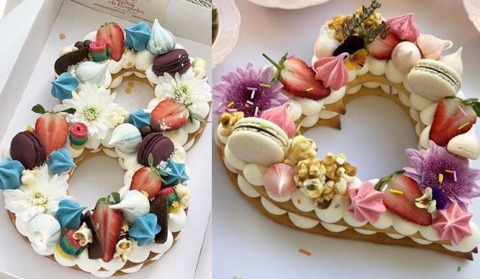Cette nouvelle tendance de gâteau d'anniversaire est le dessert dont nous rêvons tous
