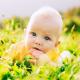 12 prénoms de bébé inspirés de l'été