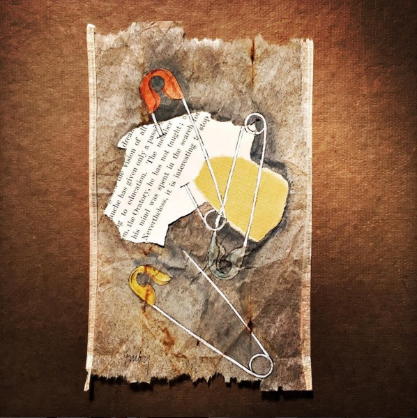 Elle dessine sur des sachets de thé usagés et le résultat est magnifique | #8