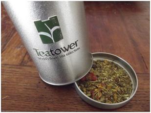 tea tower Où acheter du thé à Bruxelles ?