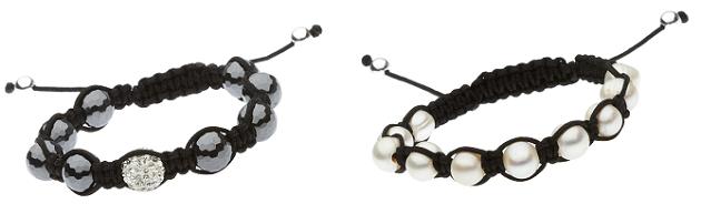 bracelets shamballa De beaux bracelets délicats pour un effet so girly (CONCOURS INSIDE)