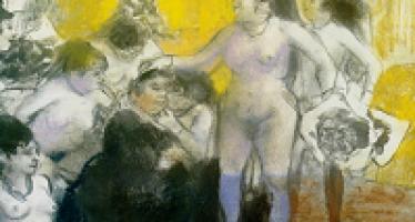 Quand les peintres allaient au bordel – l'exposition Degas et le nu au Musée d'Orsay