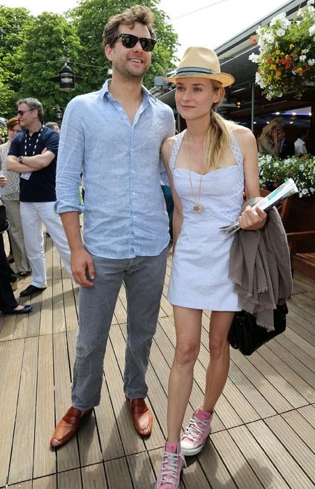 Diane Kruger et Joshua Jackson1 Un look Diane Kruger et Joshua Jackson sans se ruiner