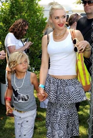 Gwen Stefani 2 Un look Gwen Stefani sans se ruiner
