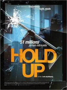 Hold up 225x300 Les sorties ciné du mercredi 15 août